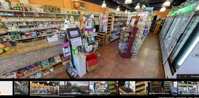 Nature's-own-herb-shop